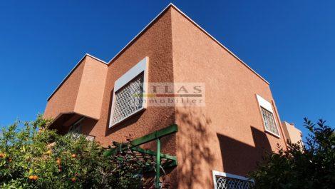 Marrakech – Gueliz : Villas de 519 m² à la vente en centre-ville