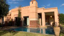 Villa de charme de plain pied dans une magnifique résidence paysagée