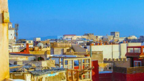 Très joli riad classé situé au cœur de la médina d'Essaouira