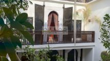 Marrakech : Riad – guest house, near Jemaa el Fna and a parking