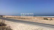 Essaouira : Terrain en première ligne à Sidi Kaouki