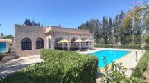 Magnifique villa à huit kilomètres d'Essaouira