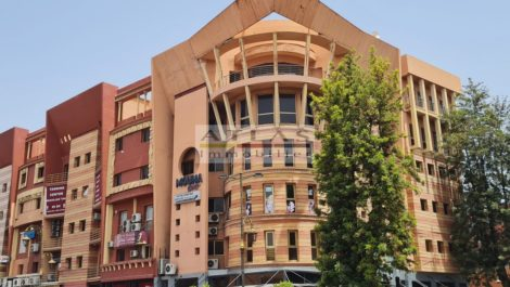 Marrakech: Commercial space of 140 m², top location! (Rental or sale)