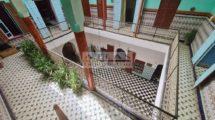 Superbe opportunité de Riad à rénover, double patio, 286 m², quartier top !