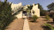 Très jolie villa de campagne située à 17 kilomètres d'Essaouira dans les terres