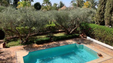 Magnifique villa de quatre chambres proche d'Amelkis