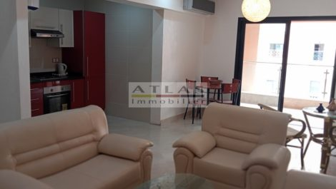 Gueliz : Modern and functional two bedroom apartment