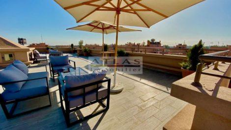 Luxueux appartement à vendre à Gueliz – Hypercentre