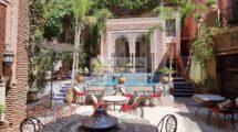 Médina : Magnificent Palace of 1200 m² (on the ground) – six patios – Unique!
